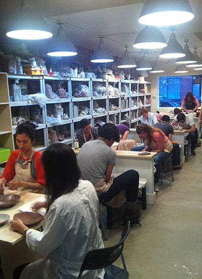 Choplet Ceramic Studios