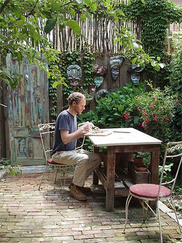 Choplet Studio Garden