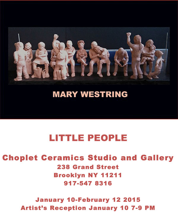 Past Shows 2015: Mary-Westring_Little-People