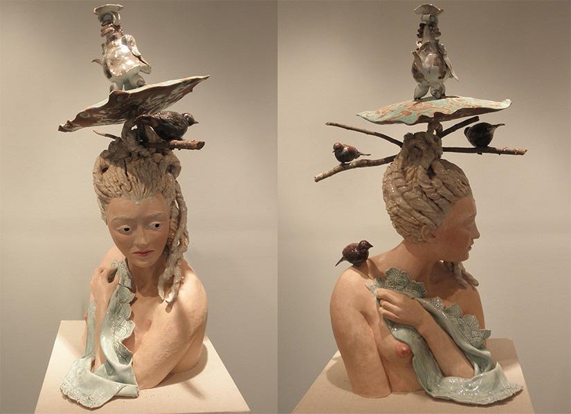 Sculpture: Marie Antoinette