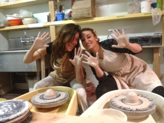 Choplet Ceramic Studios one day class