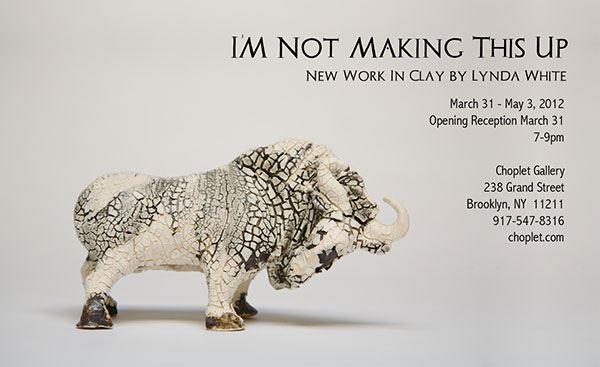 Past Shows: Im not making this up by Lynda White