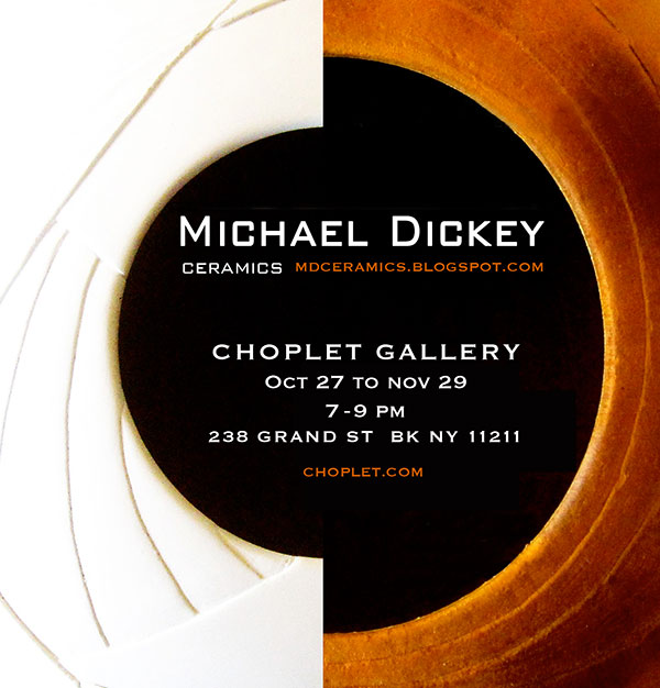 Past Shows: Michael Dickey Ceramics