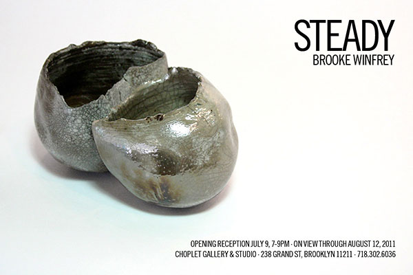 Past Shows: Steady by Brooke Winfrey