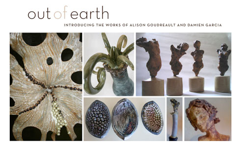 Past Shows: Out of Earth by Alison Goudreault & Damien Garcia