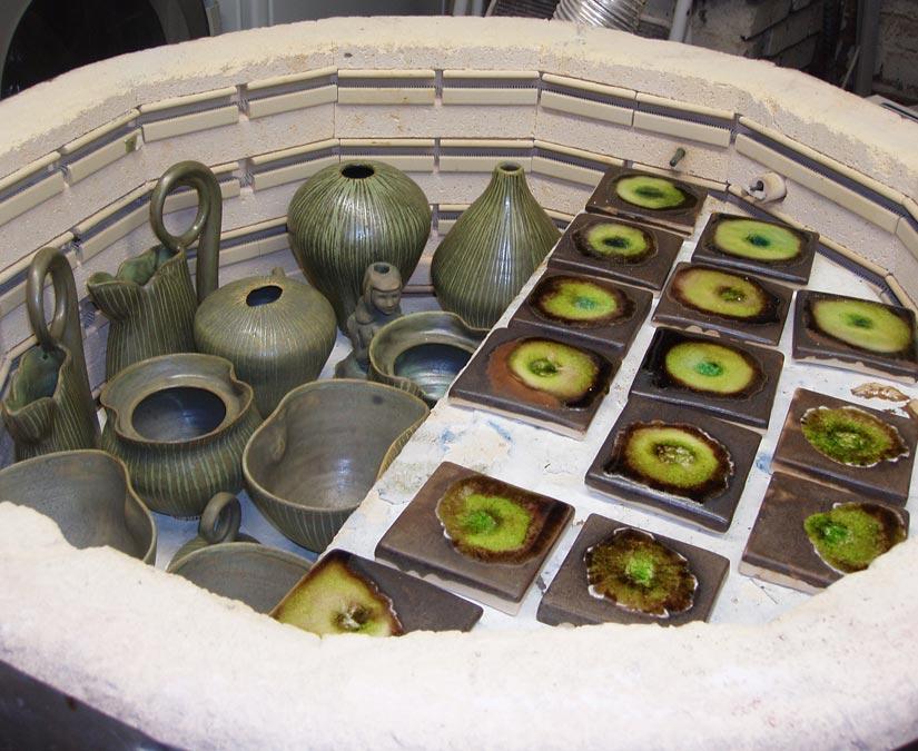 Choplet Studio Kiln Firing Services
