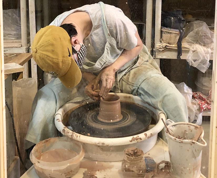 Adult Ceramics 8 Weeks at Choplet