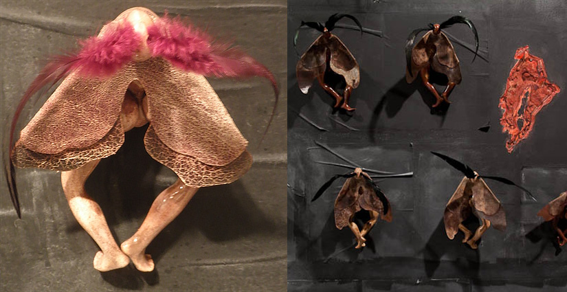 Choplet Commissioned Work: Wangechi Mutu